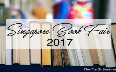 Singapore Book Fair @ Suntec City