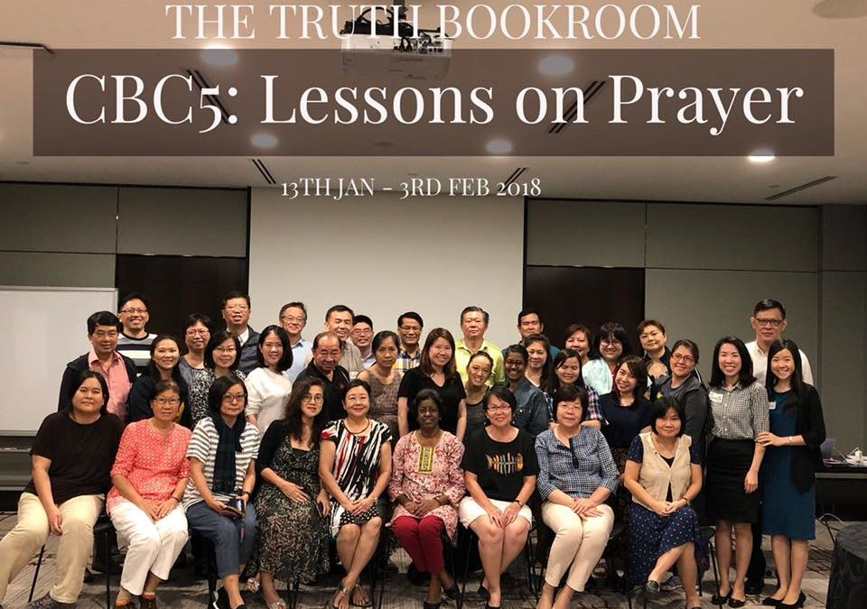 CBC 5: Lessons on Prayer by Witness Lee