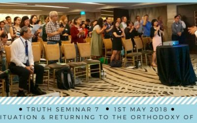 Truth Seminar 7: The Mystery of God; The Mystery of Christ; Oneness of the Spirit